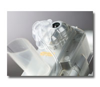 Interfaz de paciente líquida