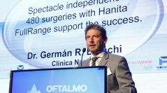 Dr. Bianchi en OftalmoCórdoba 2019